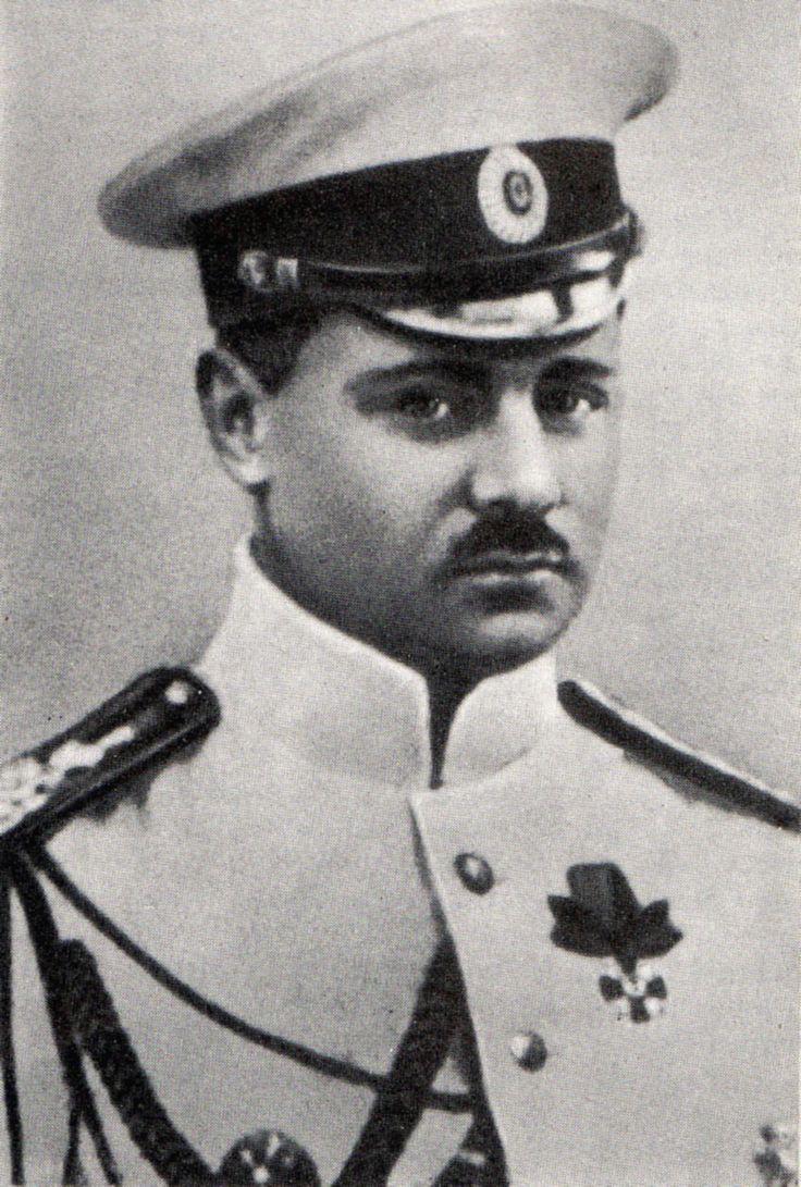 Борис Андреевич Вилькицкий (22 марта [3 апреля] 1885, Пулково — 6 марта 1961, Брюссель) — русский морской офицер, гидрограф, геодезист, исследователь Арктики, первооткрыватель Северной Земли.