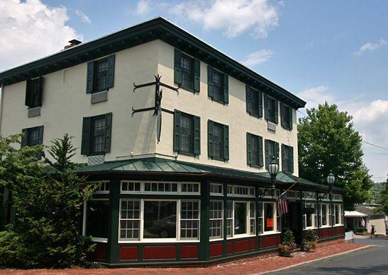 Logan Inn New Hope Pa One Of The Oldest Inns In America