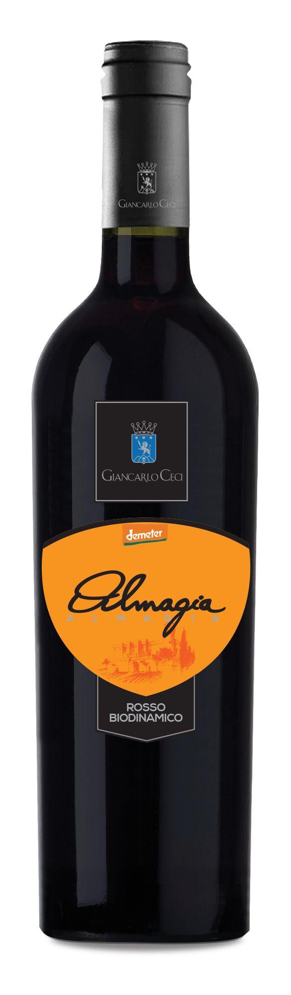 Agrinatura Giancarlo Ceci - Almagia - Vino Rosso Biodinamico