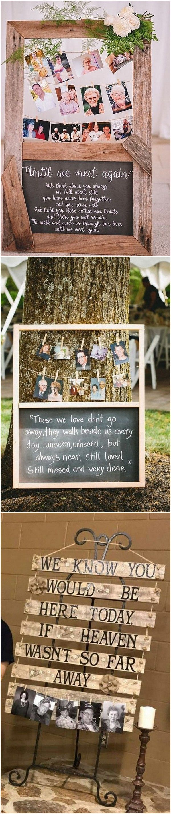 23 Methods to Keep in mind Liked Ones at Your Marriage ceremony