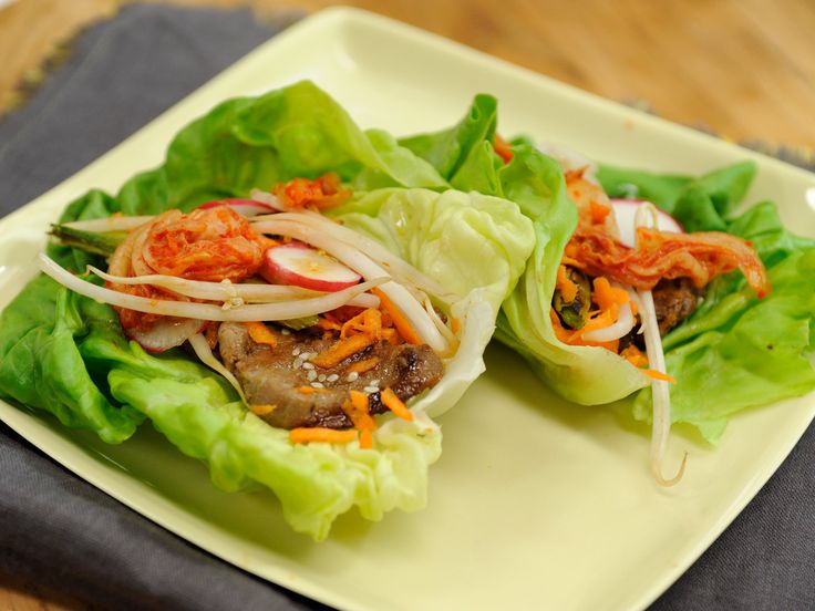 Sunny's Sweet and Spicy Korean BBQ Recipe : Sunny Anderson : Food Network - FoodNetwork.com