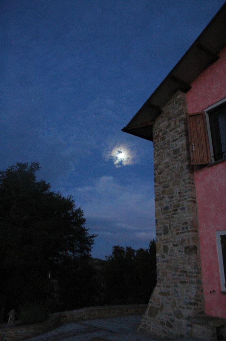 Night at Villa Dama