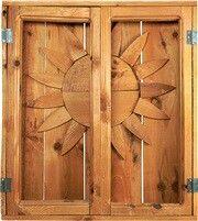 Mario Cerloli, ''Il sole alla Finestra'', multiplo in legno di pino di russia