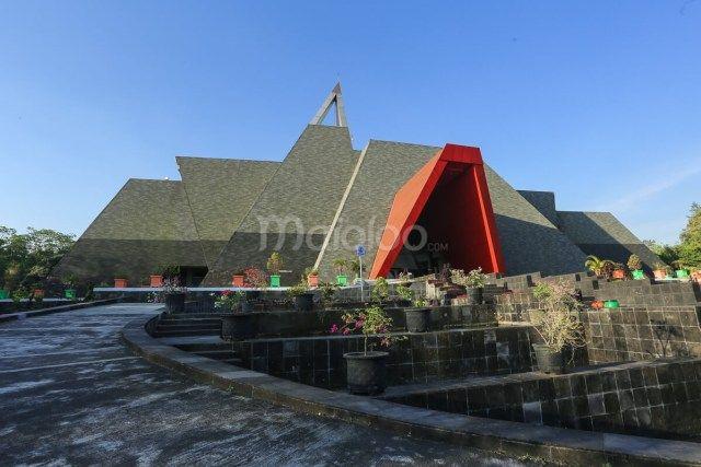Museum Gunung Merapi. (Benedictus Oktaviantoro/Maioloo.com)