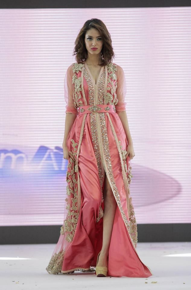 Caftan style jeune fille for Travailleuse couture pas cher