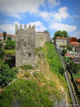 Funicular dos Guindais - Porto