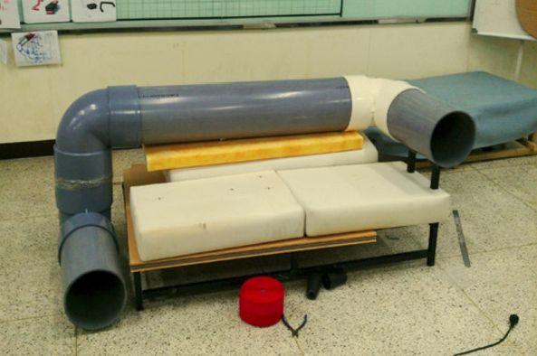 14 Ingeniosos muebles y camas para PERRO Y GATO en los cuales hasta yo me dormiría ⋮ Es la moda