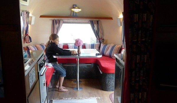 10 Best Images About Airstream Wrap Around Seating On