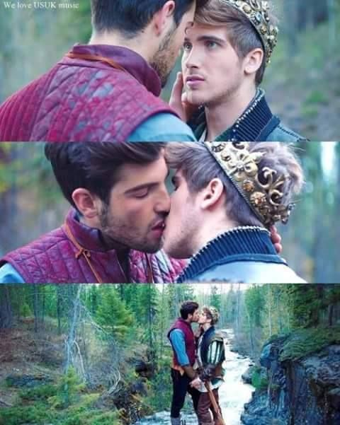 Joey Graceffa!!! From his new music video of Don't Wait  *-*