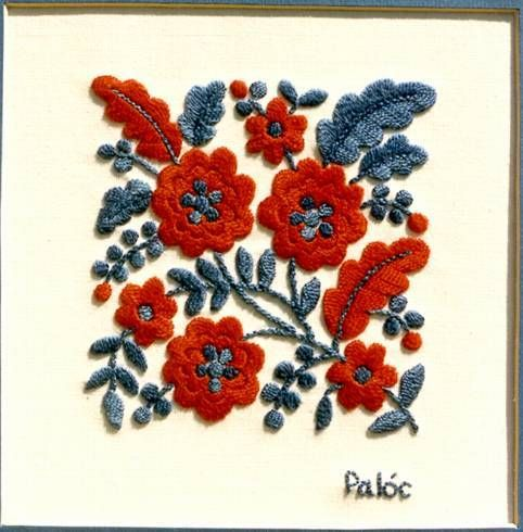 Hungarian embroidery |Pinned from PinTo for iPad|                              …