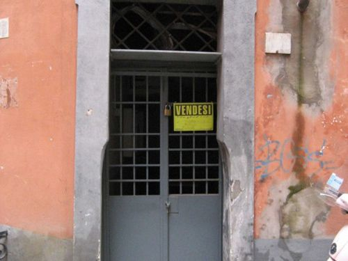 Ngôi nhà trước khi được Marco Pierazzi cải tiến