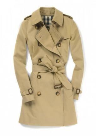 Как завязывать пояс на пальто