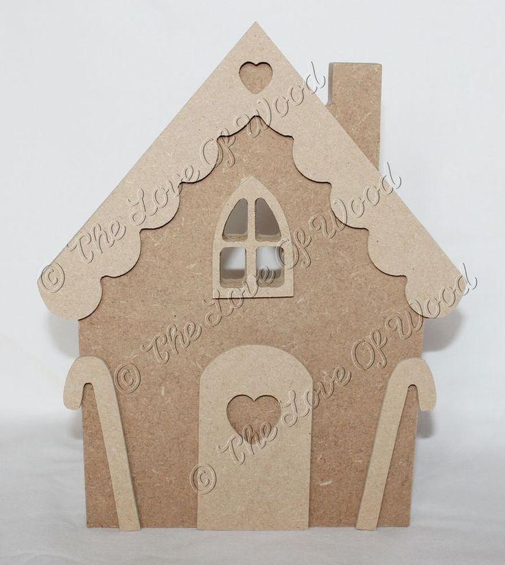 House Mdf Craft