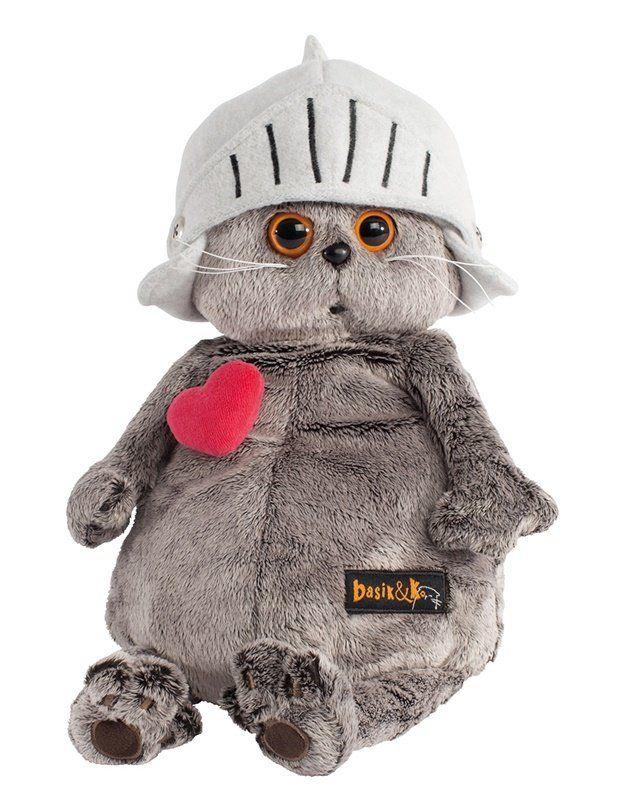 Мягкая игрушка Басик рыцарь купить в интернет-магазине в Москве
