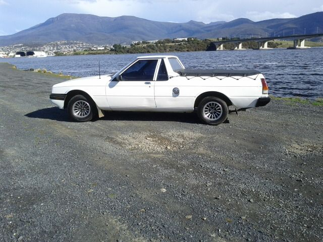 1989 Ford XF Ute