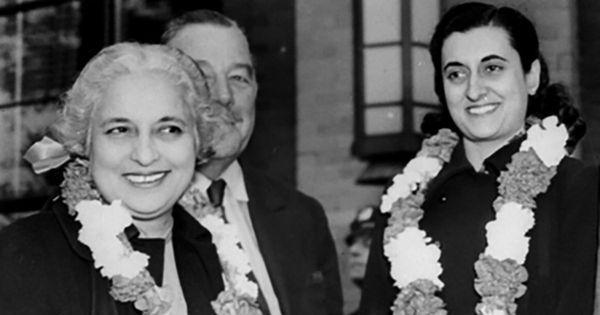 How Madam Vijaya Lakshmi Pandit took on her niece Indira Gandhi over authoritarianism, to defend democracy and dissent
