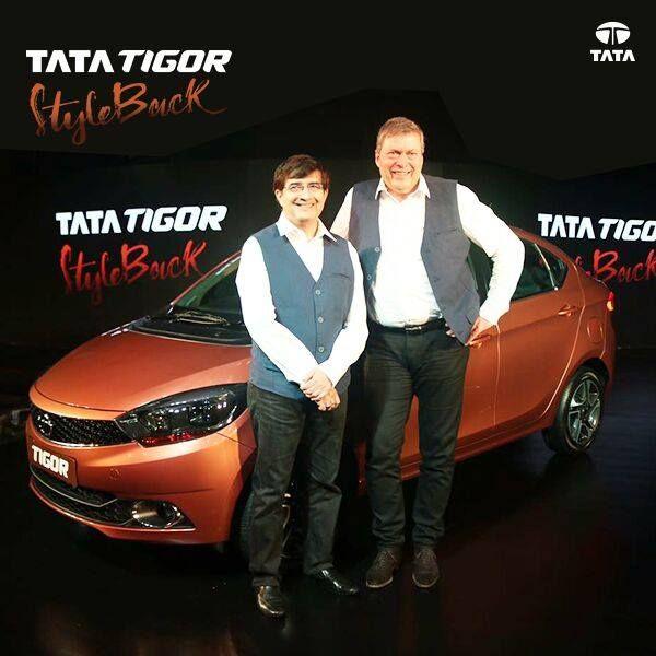 Tata Motors Launches Compact Sedan Tigor, Price Starts from Rs. 4.7 Lakh Click here to read full news....http://bit.ly/2o9OKWp #TataTigor