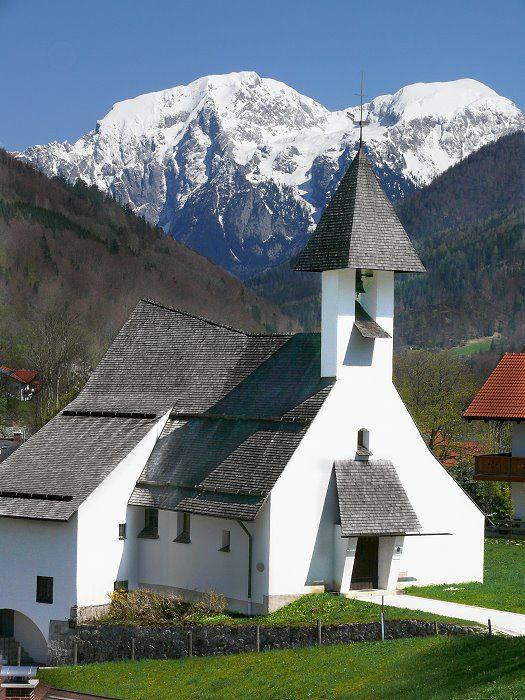 Kirche Zum Guten Hirten in Ramsau