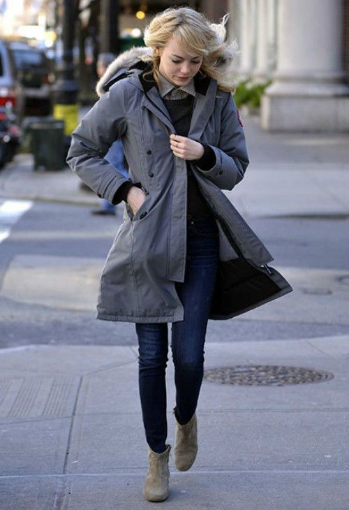 Celebrity Style: Canada Goose - SportingLife Blog