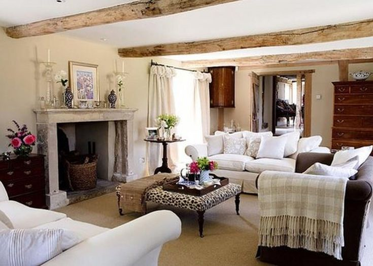 770 best images about country cottage living room on pinterest - Images Of Decorated Small Living Rooms