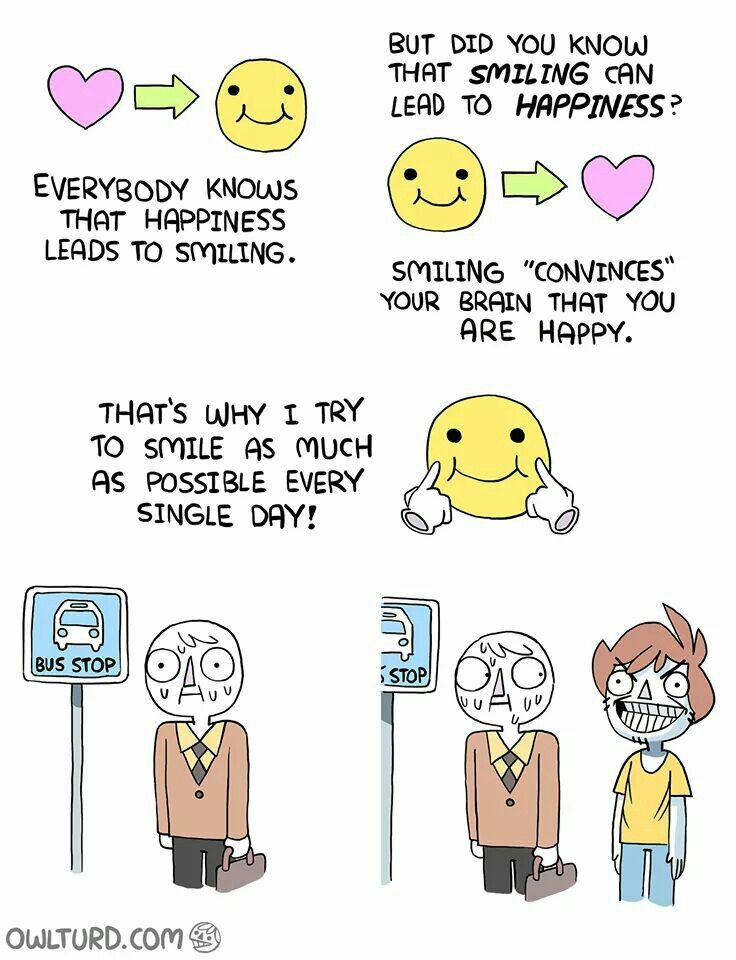 I have a friend who's studying psychology and is doing a study on this. This comic is just plain funny though