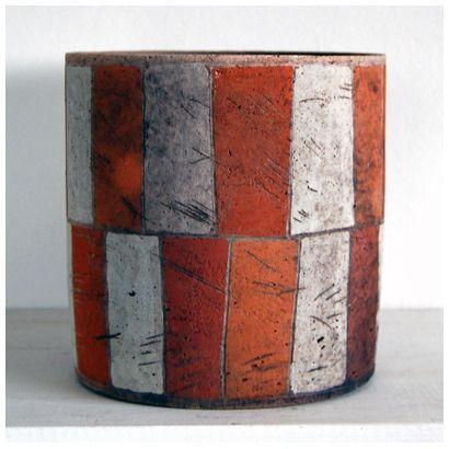 Vessel by Kerstin Gren [Scotland] - wood-fired