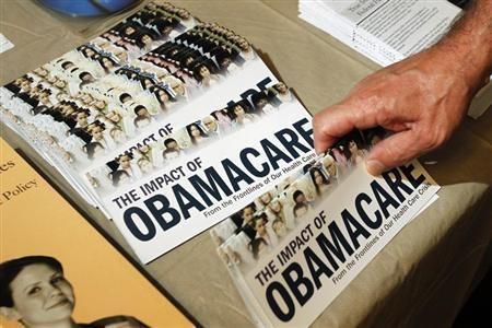 Exclusive: U.S. delays deadline for finalizing Obamacare health plans