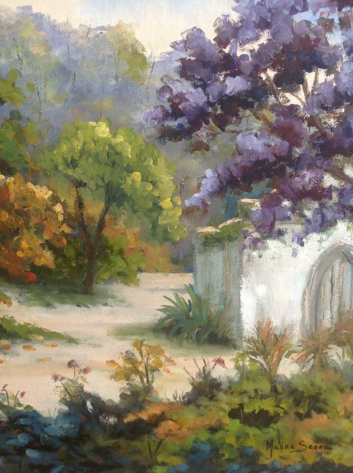 Parque Lage Art, Painting