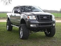 2007 ford f150 lifted - Google Search