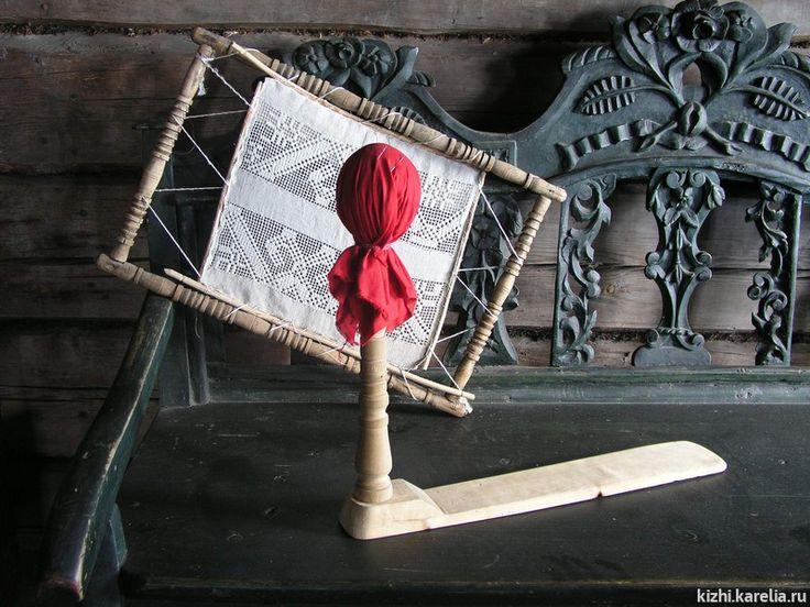 Шитьё на швейке   Традиционные ремёсла и хозяйство   Музей-заповедник «Кижи»
