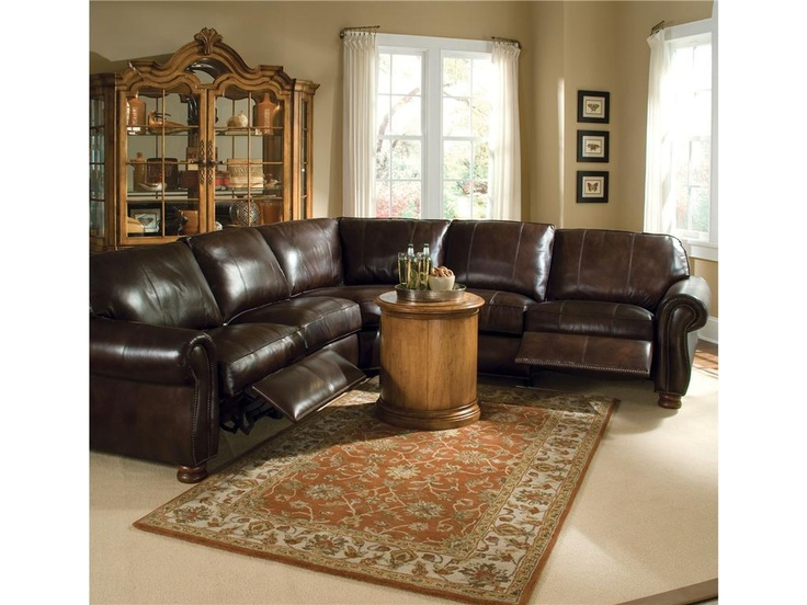 Thomasville Living Room Benjamin Motion Sectional 20901 M1SE   Sims  Furniture LTD   Red Deer,