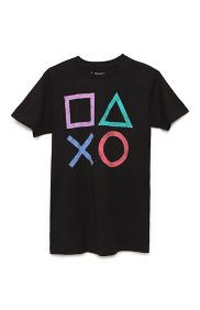 Playstation Icon T-Shirt - Pacsun