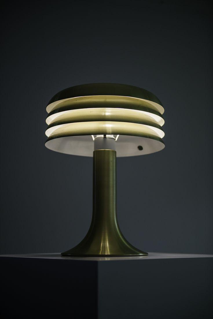 Bauhaus pendant lamp marianne brandt and hans przyrembel 1925 - Hans Agne Jakobsson Table Lamps Model Bn 26 Via Studio Schalling