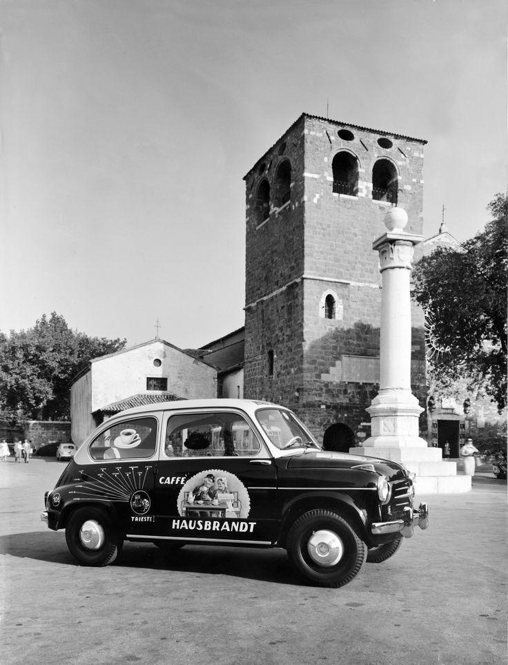 Auto storica Hausbrandt Fiat Seicento