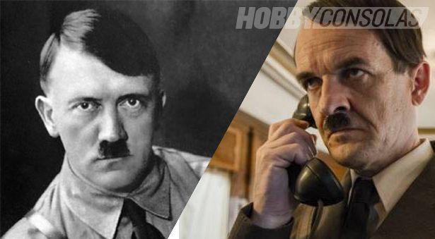 Hitler  (El Ministerio del Tiempo)