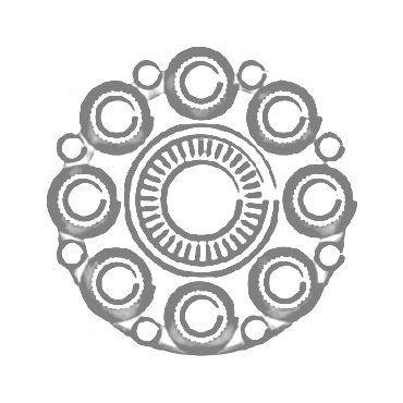 Zwarte knop / op spang / Zeeuwse knop | Het-zeeuwse-kadootje.jouwweb.nl