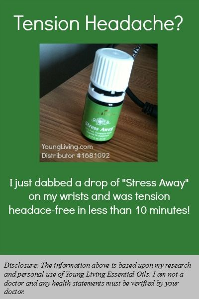 """Homeschool Moms know tension headaches! 