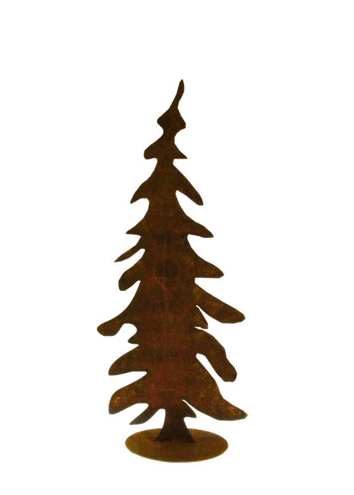Modern trees. Διακοσμητικό Χριστουγεννιάτικο μεταλλικό δέντρο, 60 cm (LA60197)