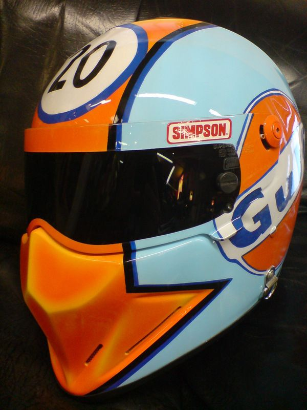 Gulf Racing makes everything better.