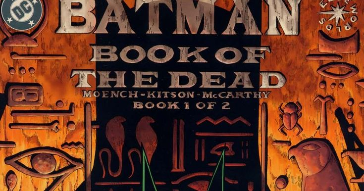 La idea del Batman sí mismo ha estado alrededor por millares de años y todo comenzó con Nekhrun. Entonces Hace 14.000 años se inició una conspiración para lanzar a Osiris. Establecer el mal que Dios quiere el mundo para sí y la novia de Osiris como un trofeo junto con la Varilla de Luz que contiene los secretos del universo. Ahora En el mundo que es Batman (Bruce Wayne) él junto con Sheila Ramsey se dispuso a descubrir los secretos sobre la muerte de Set y la verdad oculta de quién…