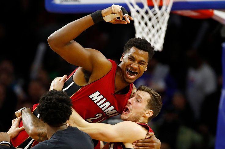 Será el final de la temporada pasada a llevar más de? Miami Heat fans de seguros espero