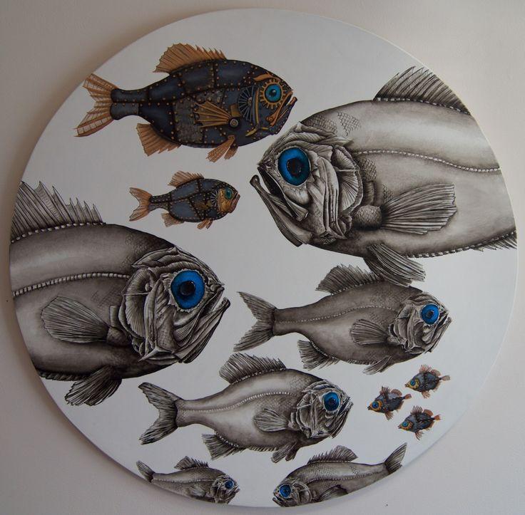 Joanne Webber - NZ Art Show
