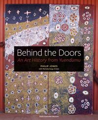 The Yuendumu Doors are among the freshest, most remarkable documents of Aboriginal art. Painted thirty years ago at a remote desert school by artists steeped in ritual knowledge, the Doors survived against the odds. After near-obliteration by desert winds, sun, and children's graffiti, the Doors have been conserved and their powerful designs restored. Behind the Doors tells the story of these remarkable visual chronicles of Warlpiri country and Dreaming.