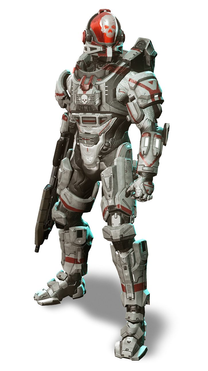 MJOLNIR Powered Assault Armor/Orbital - Halo Nation — The Halo encyclopedia - Halo 1, Halo 2, Halo 3, Halo 4, Halo Wars, ODST, Reach, Anniversary, and much more!