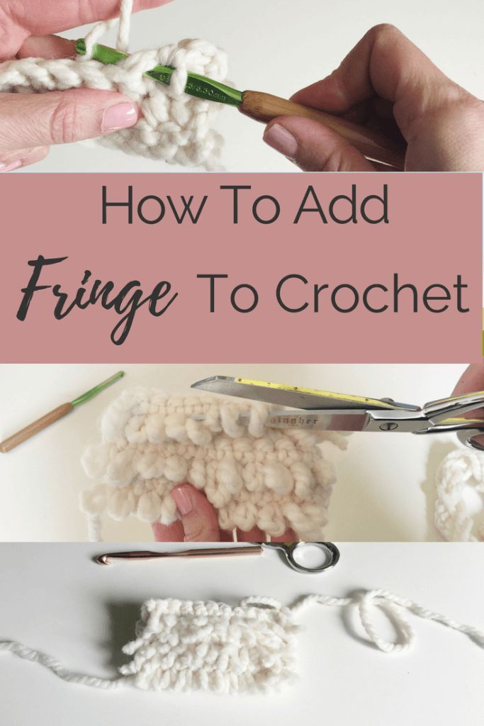 how to join crochet pieces video