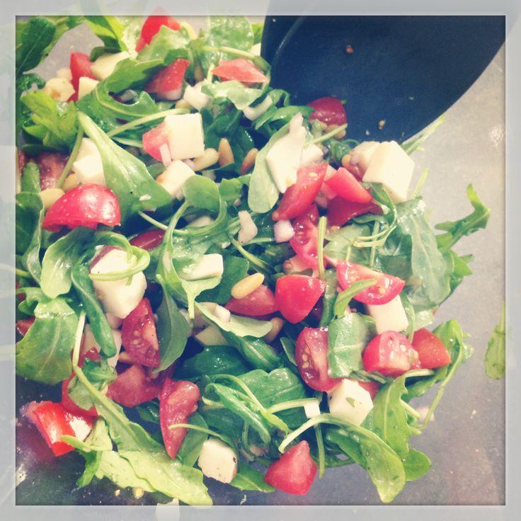 Salade healty