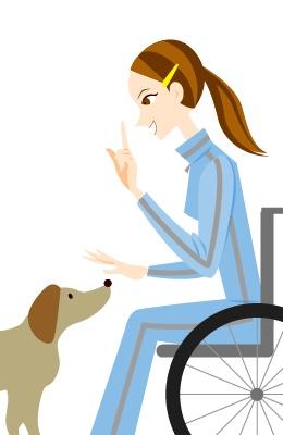 介助犬トレーナー