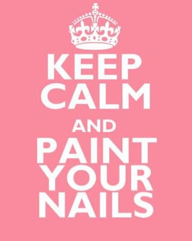 hallelujah: Nail Polish, Nailpolish, So True, Life Mottos, Paint Nails, Nails Polish, Stress Relief, Totally Me, Stress Relievers