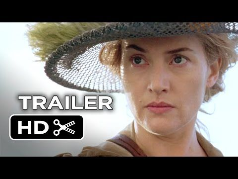▶ A Little Chaos Official Trailer #1 (2015) - Kate Winslet, Alan Rickman Movie HD - YouTube
