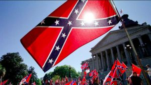 Controversy raged at a news conference outside of a Virginia museum yesterday when the director of the Danville Museum of Fine Arts & History asked the City Council to remove a confederate flag from a monument outside the museum and move it indoors as part of an exhibit. Supporters of the flag claimed that it …